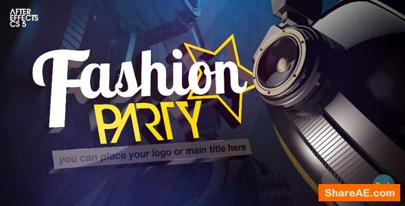 Videohive Party Teaser