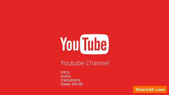 Videohive Youtube Channel