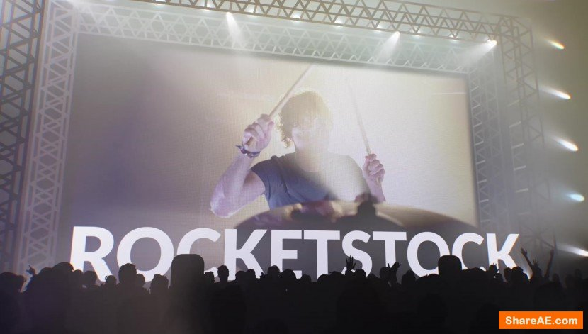 The Stage - Live Event Promo (RocketStock)