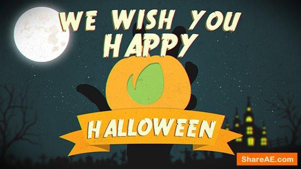 Videohive Halloween Logo