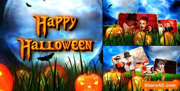 Videohive Halloween 5634491