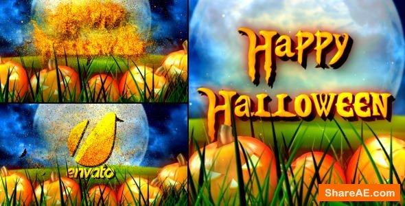Videohive Halloween Wishes