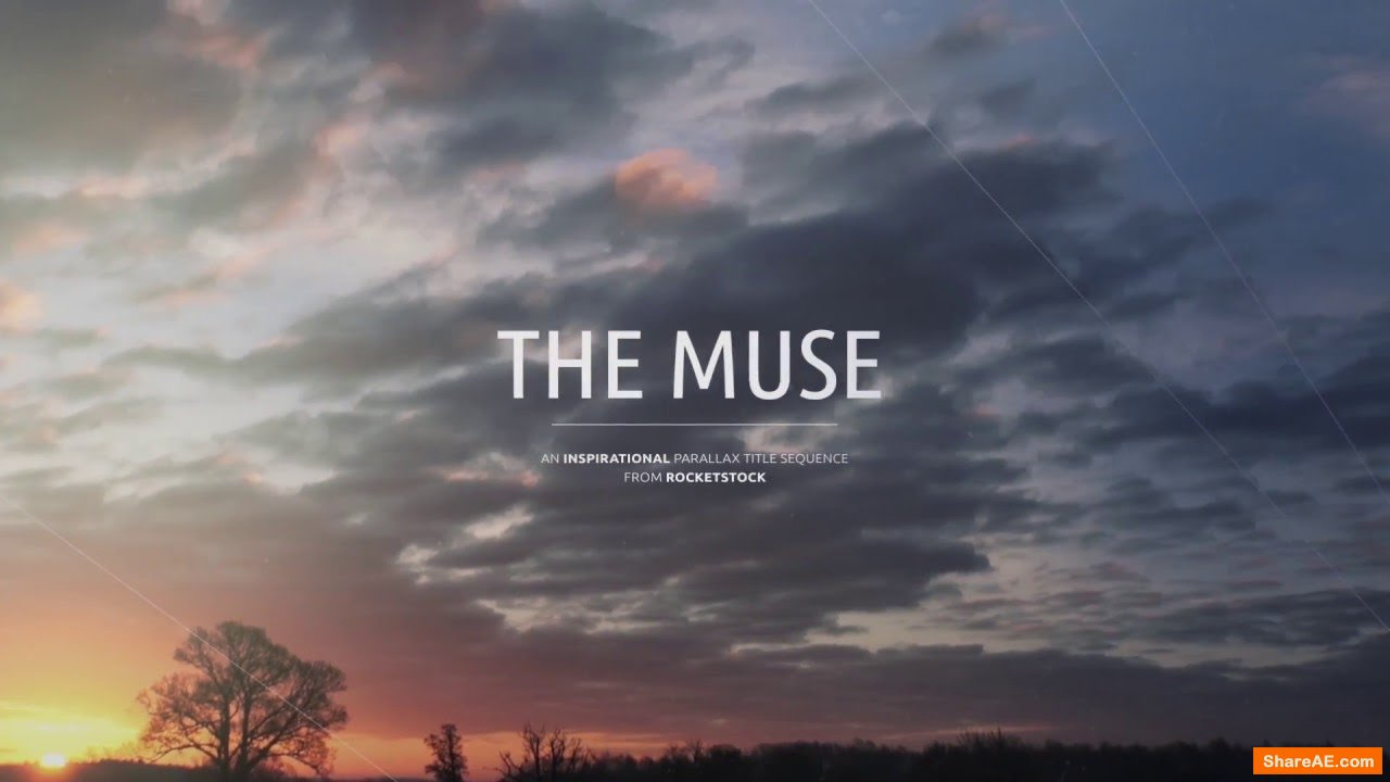The Muse - Inspirational Title Sequence (RocketStock)