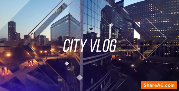 Videohive City Vlog