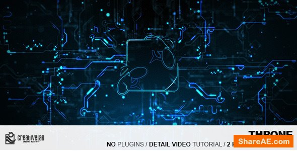 Videohive Throne