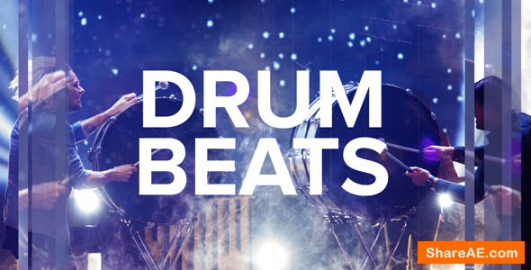 Videohive Drum Beats