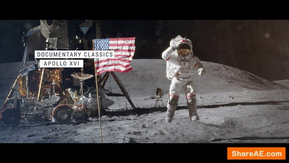 Videohive The History Timeline