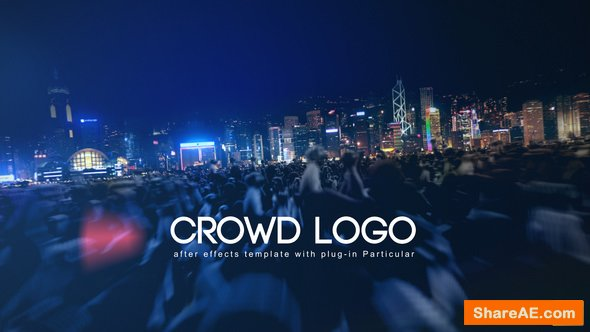 Videohive Crowd Logo