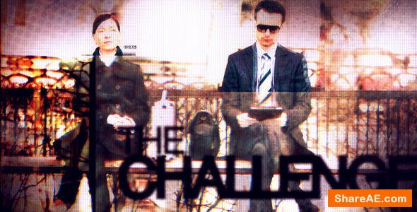 Videohive The Challenge