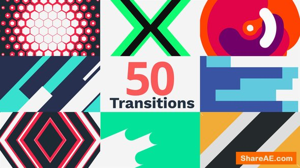 Videohive Transitions 22697958