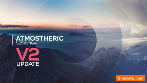 Videohive Atmospheric Slideshow