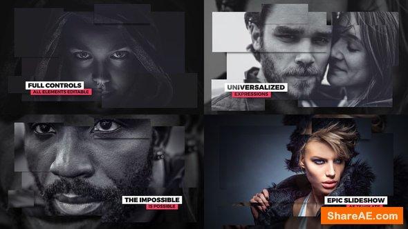 Videohive Epic Slideshow - Inspiring Modern Opener