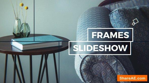 Videohive Elegant Frames Slideshow
