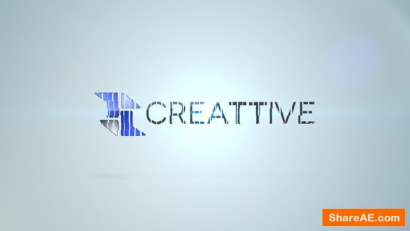 Videohive Clean Bright Logo