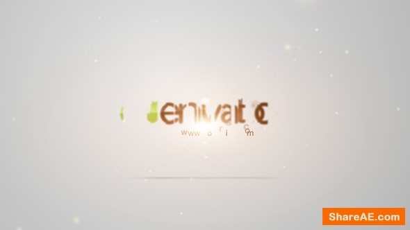 Videohive Simple Corporate Logo