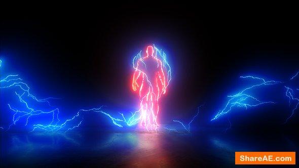 Videohive Energy Hero Logo