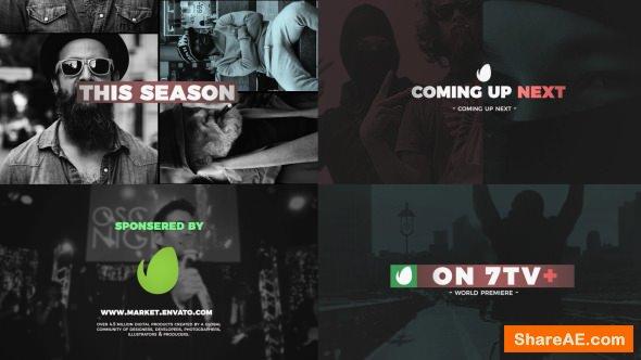 Videohive Seven TV Rebrand