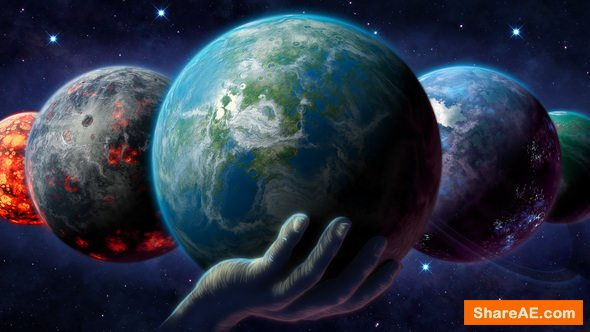 Videohive Planet Maker