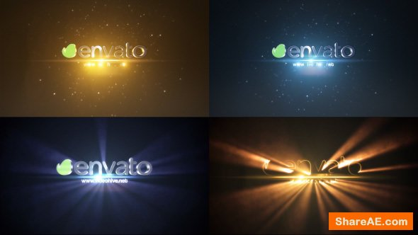 Videohive Stylish Corporate Logo Reveals Pack