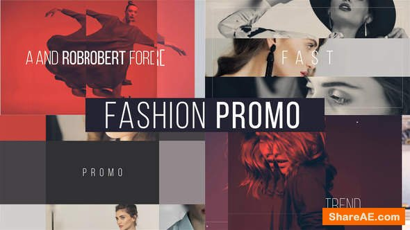 Videohive Fashion 22444285