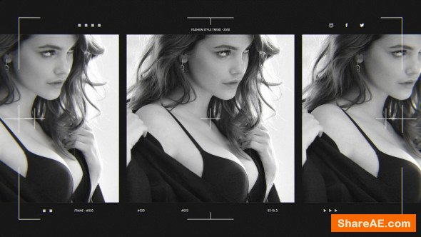 Videohive Fashion Promo Opener