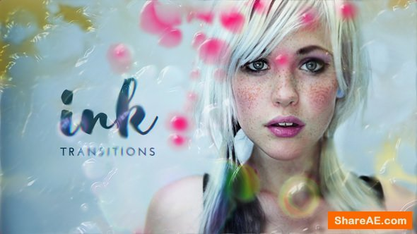 Videohive Ink Transitions 22621331