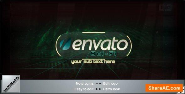 Videohive Sci-Fi Logo 233334