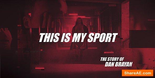Videohive Motivation Sport Promo