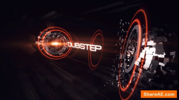 Videohive Fast Music Opener