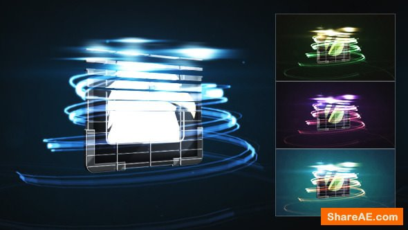 Videohive Particle Surge Logo Reveal