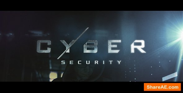 Videohive Cinematic Trailer - Cyber Security