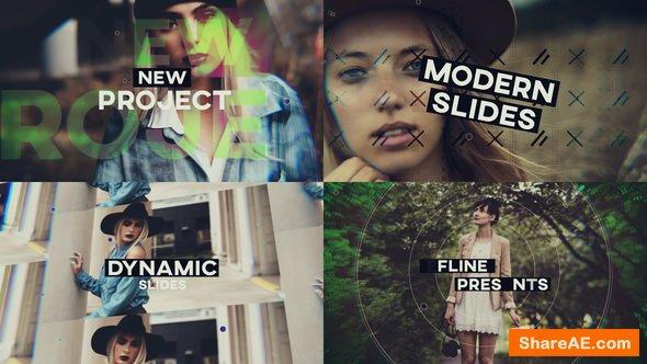 Videohive Dynamic Slides 19132849