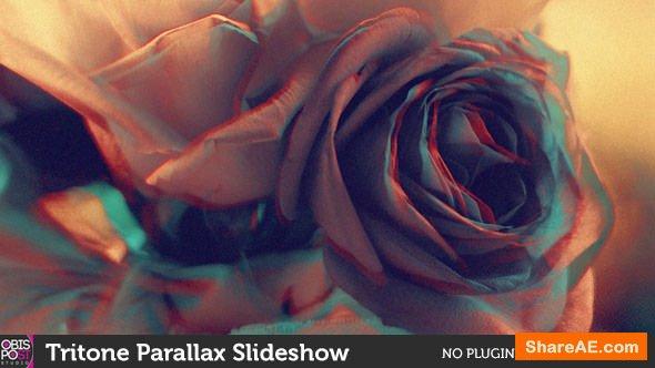 Videohive Tritone Parallax Slideshow