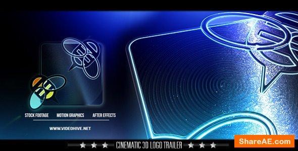 Videohive Cinematic Logo Trailer