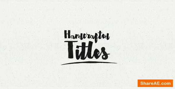 Videohive Script Typeface