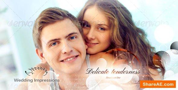 Videohive Wedding Impression