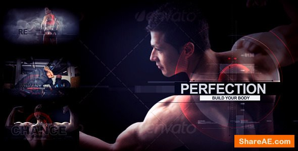Videohive Fitness - Motivation and Trailer
