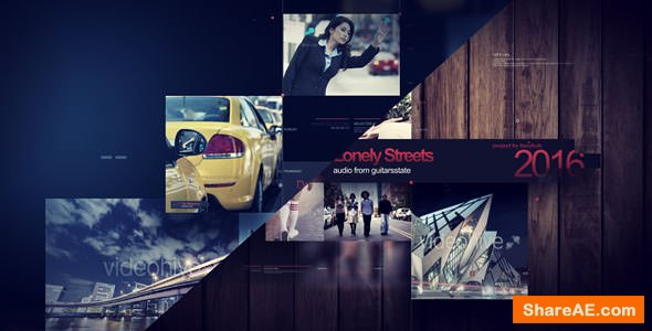 Videohive Street Life 16059161