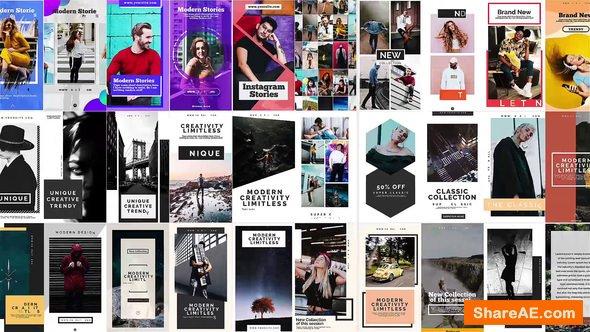 Videohive instagram Stories V.5