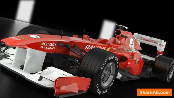 Videohive Formula One - Present Your Brand