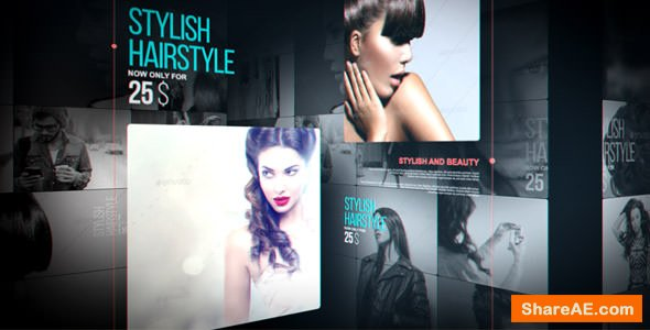 Videohive Modern Expo