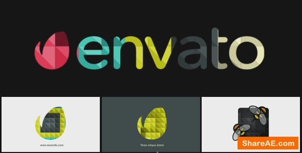 Videohive Clean and Simple - Modern Logo Reveal