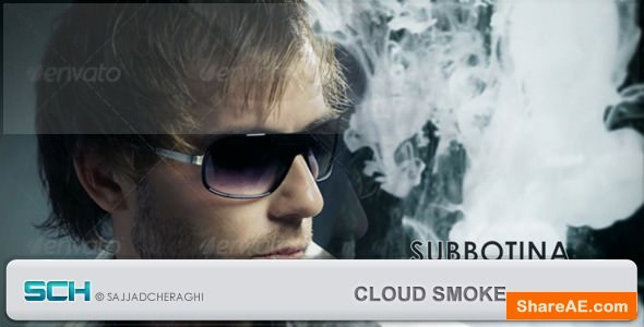 Videohive Cloud Smoke