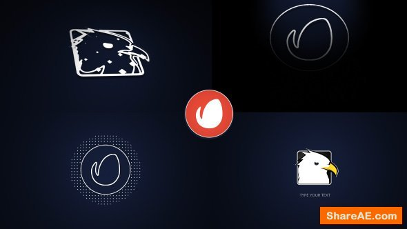 Videohive Mysterious Deep Bass Logo Reveal
