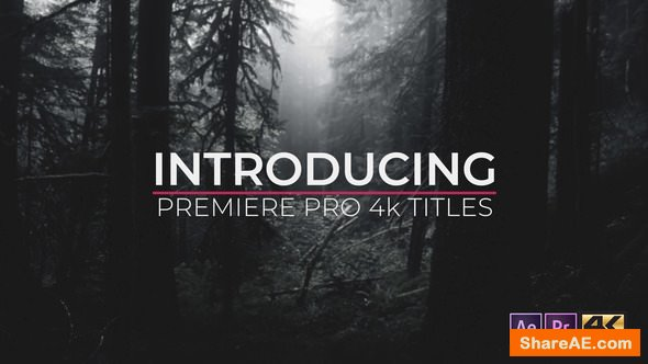 Videohive 800 Text Presets for Premiere Pro mogrt & After
