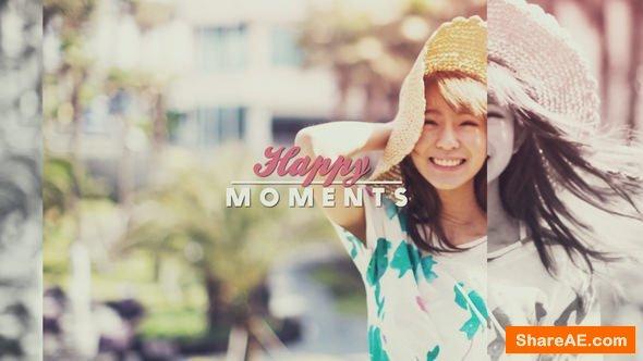 Videohive Happy Moments