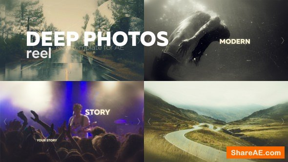 Videohive Slideshow Reel