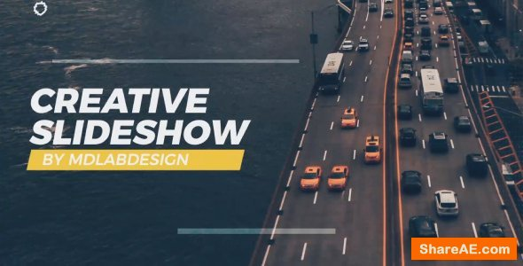 Videohive Creative Slideshow 21232130