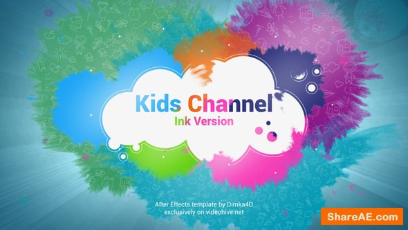 Videohive Kids Channel