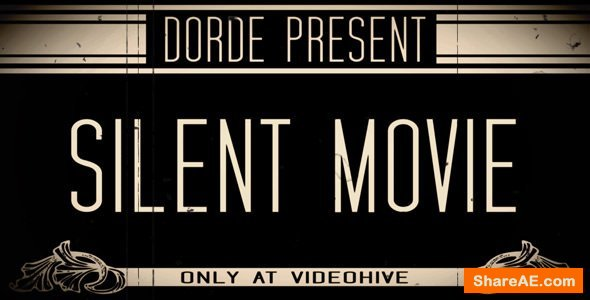 Videohive Silent Movie